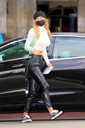 Alexis Ren - Out in West Hollywood 10/24/2020