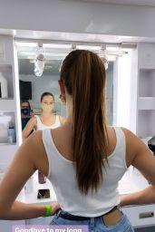 Alycia Debnam-Carey – Social Media Photos 10/02/2020