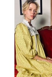 Amelia Eve - The Haunting of Bly Manor Photoshoot 2020