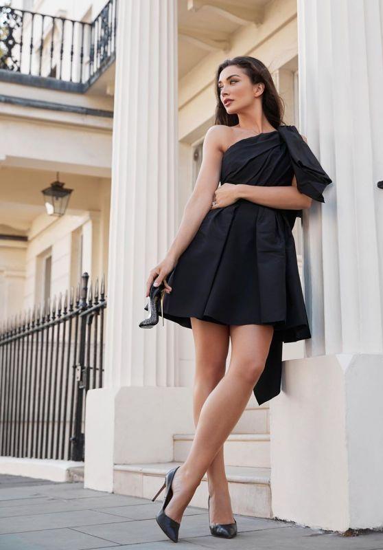 Amy Jackson - Photoshoot shoot for Good Girl Supreme Perfume From Carolina Herrera
