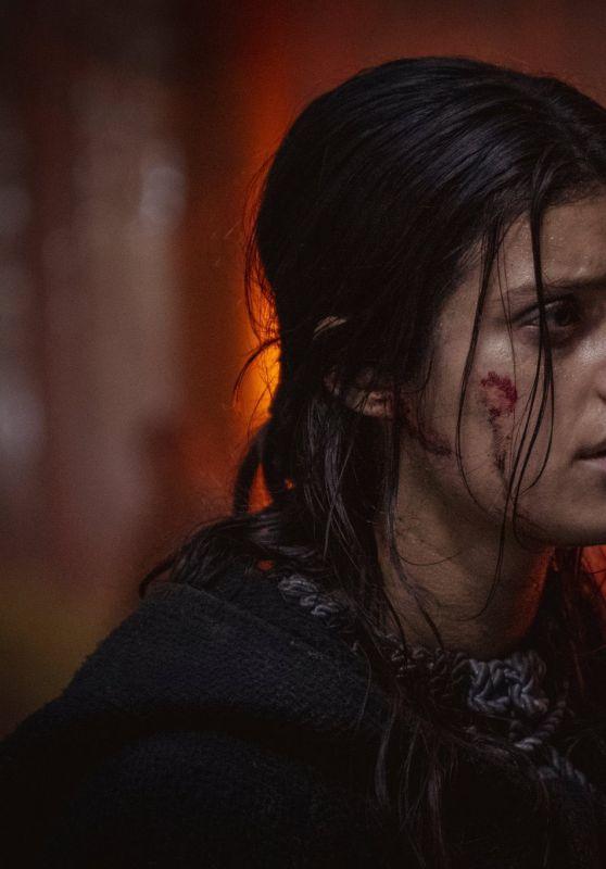 "Anya Chalotra – ""The Witcher"" Season 2 Photo"