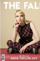 Anya Taylor-Joy - The Fall Magazine 2020 (more photos)