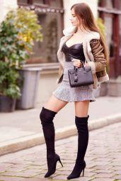 Ariadna Majewska - Social Media Photos 10/13/2020