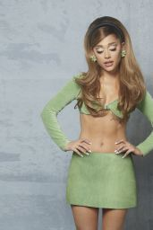 """Ariana Grande - """"Positions"""" Photoshoot and Video"""