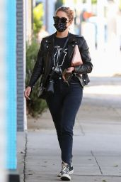 Ashley Benson - Out in Los Angeles 10/27/2020