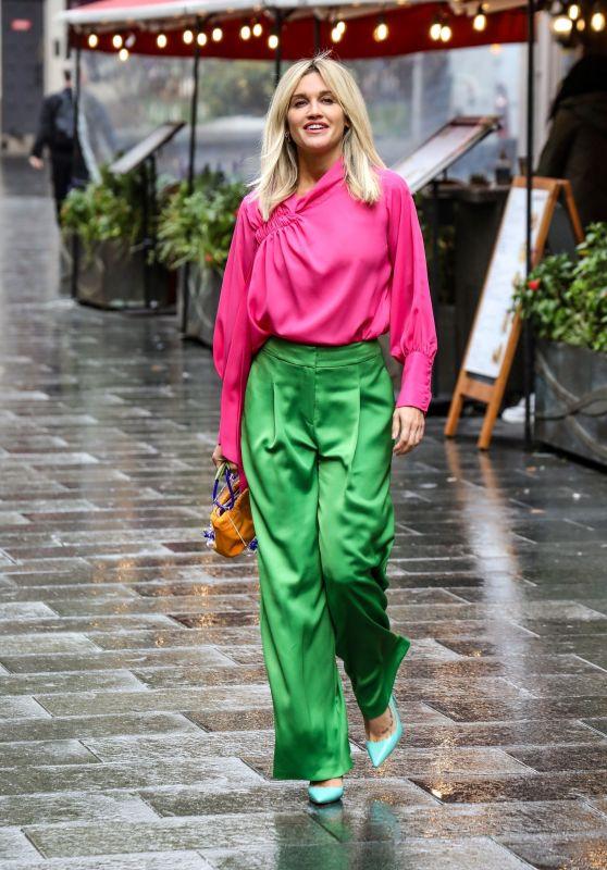 Ashley Roberts Style - London 10/05/2020