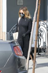 Ashley Tisdale - Shopping at The Great Boutique 10/27/2020