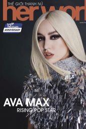 Ava Max Photos 10/21/2020