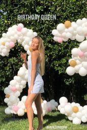 Ava Sambora – Social Media Photos 10/05/2020