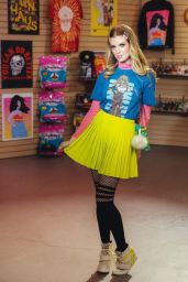 Barbara Dunkleman – Rooster Teeth Merchandise Promo Shoot 2020 (Part IV)
