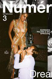 Barbara Palvin - Numero Magazine October 2020
