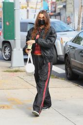 Bella Hadid - Out in Bushwhack Brooklyn in NY 10/27/2020