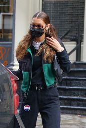 Bella Hadid - Out in New York 10/30/2020