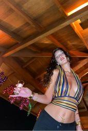 Bella Hadid - Social Media Photos 10/12/2020