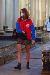 Bella Hadid Street Style - NYC 10/15/2020
