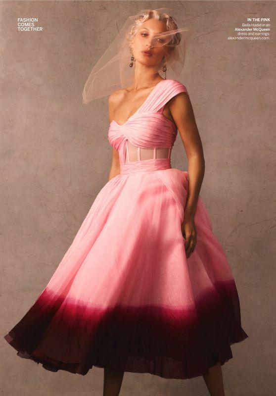 Bella Hadid - Vogue USA November 2020