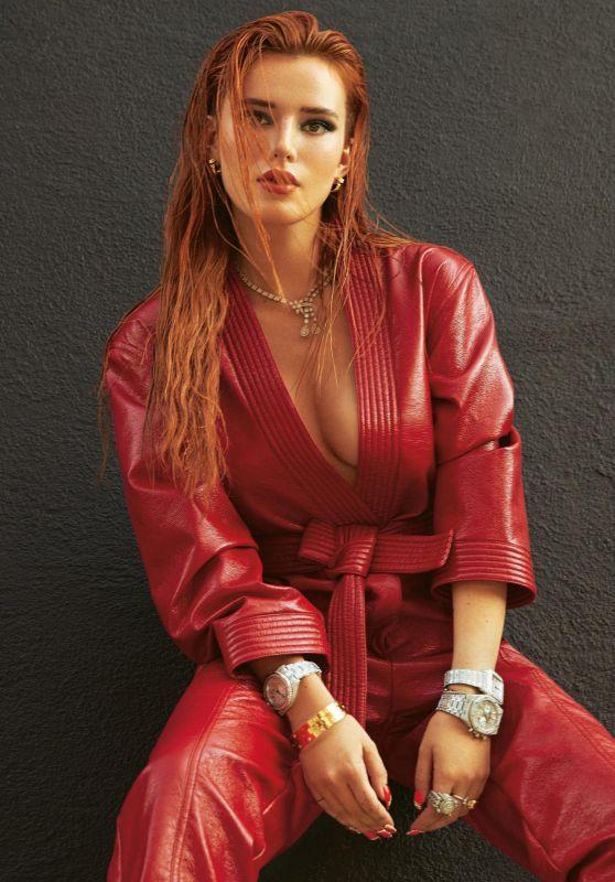 Bella Thorne - Grazia Magazine October 2020 Issue