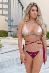 Bianca Gascoigne - Vacation in Madeira 10/14/2020