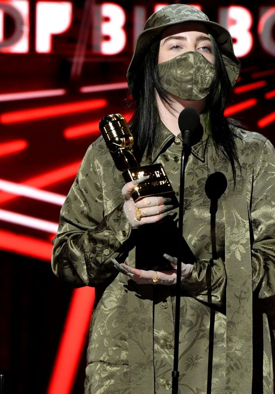 Billie Eilish – 2020 Billboard Music Awards
