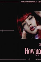 """Blackpink - """"How You Like That"""" Postcards 2020"""