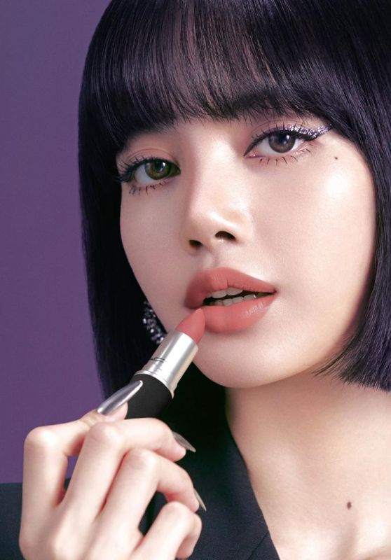 Blackpink (Lisa) - MAC Cosmetics 2020