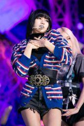 "Blackpink - Performing ""Lovesick Girls"" & ""Pretty Savage"" at Inkigayo 10/11/2020"