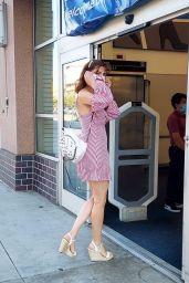 Blanca Blanco - Shopping at Bed Bath & Beyond in LA 10/13/2020