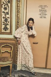 Blanca Padilla - Glamour Magazine Spain November 2020 Issue