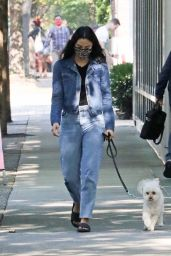 Camila Mendes in Casual Outfit - Vancouver 10/02/2020