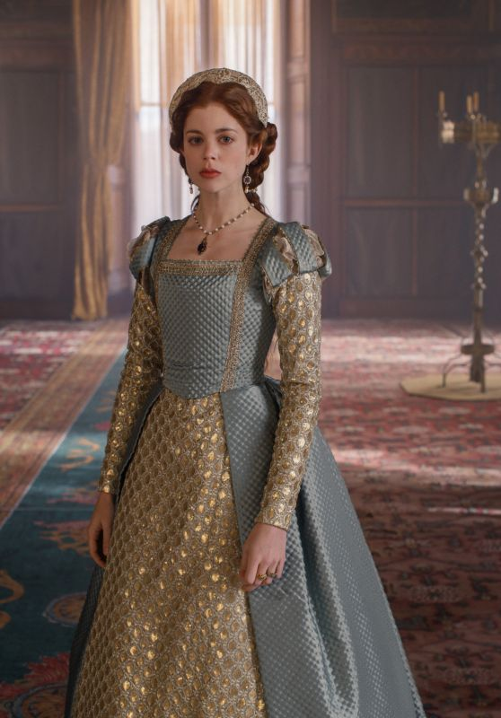 "Charlotte Hope - ""Spanish Princess"" Season 2 New Photos 2020"