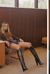 Charlotte Lawrence - Photoshoot for Matches Fashion October 2020