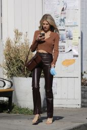 Charlotte McKinney - Out in Los Angeles 10/27/2020