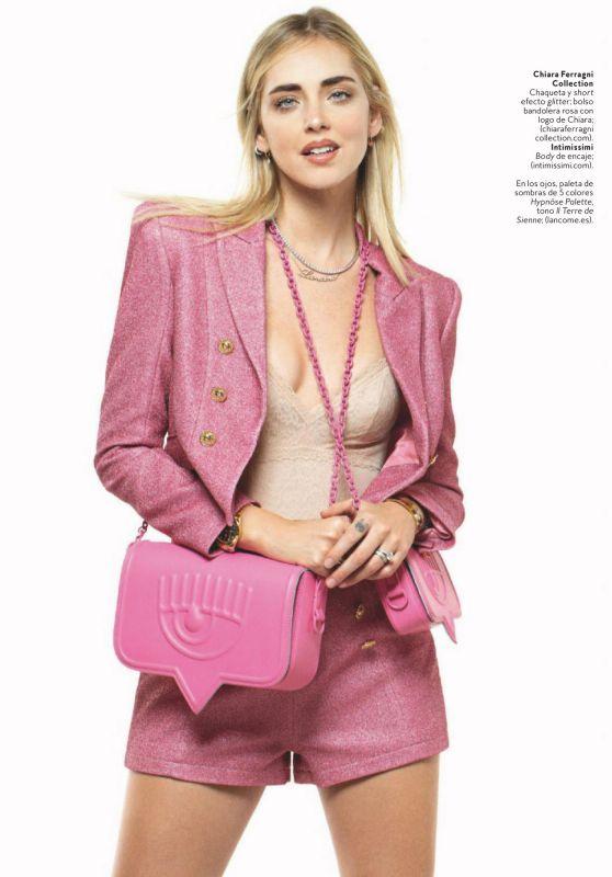 Chiara Ferragni - InStyle Spain October 2020 Issue