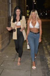 Chloe Ferry Night Out Style 10/22/2020