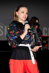 """Chloe Moretz - """"Shadow In The Cloud"""" Film Drive Screening in TIFF Digital in LA"""