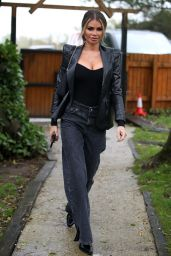 Chloe Sims - The Only Way is Essex TV Show Filming in Essex 10/11/2020