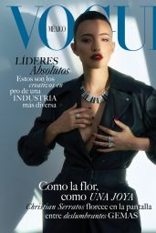 Christian Serratos - Vogue Mexico November 2020