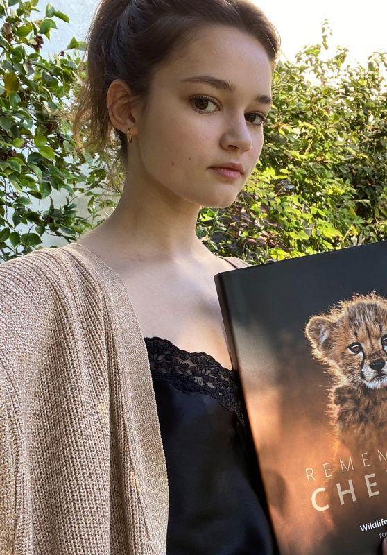 Ciara Bravo - Social Media Photos 10/13/2020