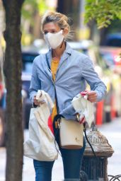 Claire Danes - Out in New York 10/14/2020