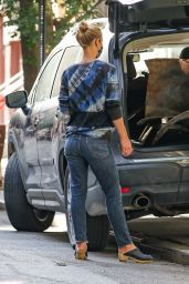 Claire Danes - Shopping in New York 10/08/2020