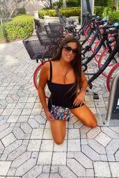 Claudia Romani - Soro Bags and Accessories Photoshoot in Maimi Beach 10/05/2020