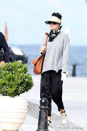 Dakota Johnson - Out in Spetses 10/30/2020