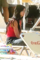 "Dakota Johnson - ""The Lost Daughter in Spetses Island"" Set in Greece 10/13/2020"