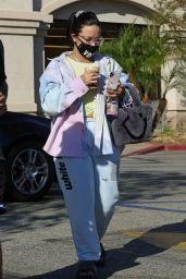 Demi Lovato - Out in Los Angeles 10/13/2020