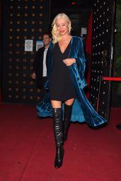 Denise Van Outen - Proud Embankment in London 09/26/2020