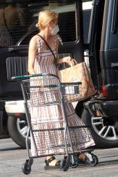 Diane Kruger - Grocery Shopping in LA 10/18/2020