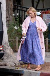 Diane Kruger - Out in Los Angeles 10/24/2020