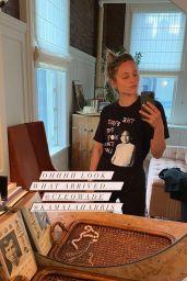 Dianna Agron – Social Media Photo 10/08/2020