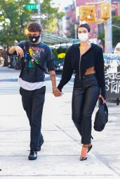 Dua Lipa - Out in NYC 10/09/2020