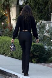 Eiza Gonzalez - Out in Los Angeles 10/23/2020